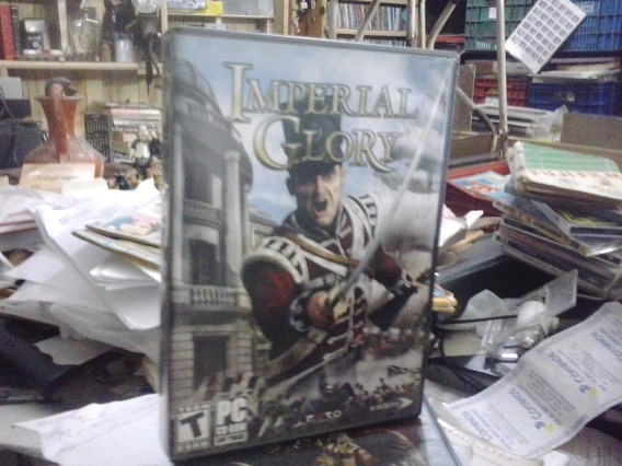 Imperial Glory 3 Discos Pc Game