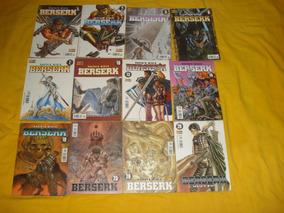Berserk 1ª Ed. Lote 3 Números Escolha No Anúncio