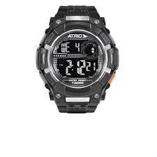 Relógio Masculino Atrio Nickel Preto - Es102