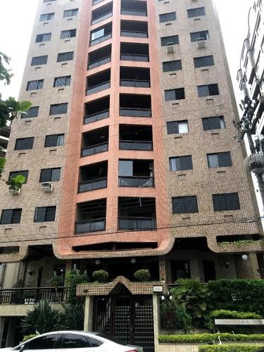 Apartamento Com 2 Dormitórios À Venda, 83 M² Por R$ 350.000,00 - Caiçara - Praia Grande/sp - Ap4125