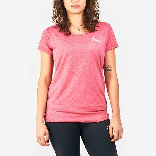 Remera Mujer Pink Dash Oliver