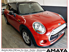 Amaya Garage Mini Cooper 1.5 Año 2015 Transmision Manual