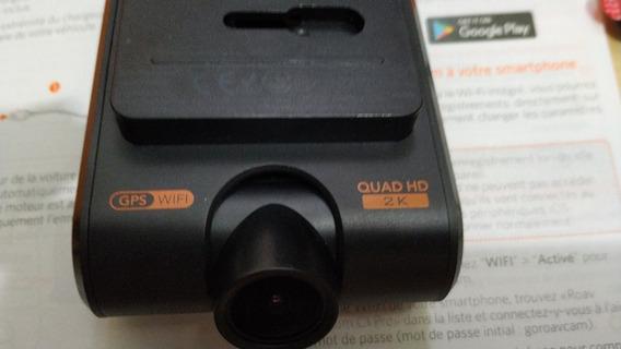 Dashcam Roav C1 Pro - Filma Em Hd, Possui Gps E Wifi