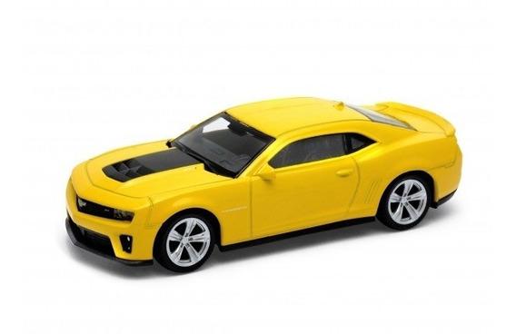 Welly Auto Coleccion Metal Escala 1-43 Chevrolet Camaro Zl1