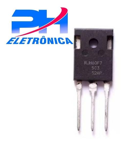 Rjh60f7 - Rjh 60 F 7 - Transistor Original