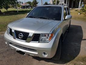 Nissan Pathfinder Se Tela Comfort 4x2 At 2006 V6 4.0l