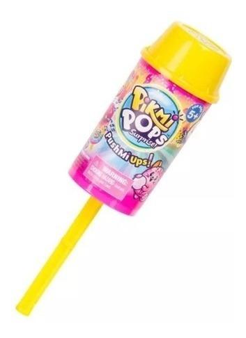 Mini Pelúcia Pikmi Pops Surpresa Picolés - Dtc