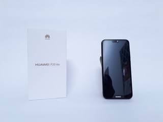 Celular Huawei P20 Lite-32gb-4ram-exelente Estado-color Negr