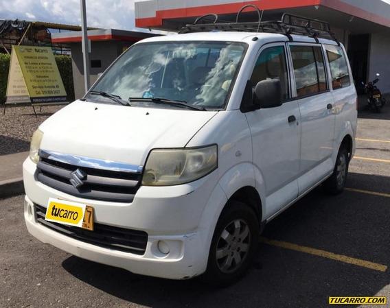 Suzuki Minivan Mini Van Avp 1600 Cc - Aa