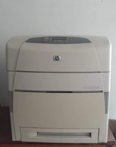 Hp Laser Jet Colorida 5550dn