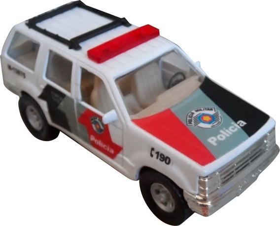 Miniatura Polícia Militar Pm Sp Ford Explorer Blazer Veranei