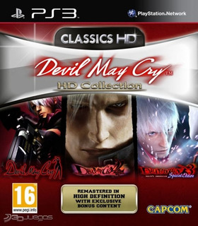 Devilmaycry Hd Collection Ps3 Digital