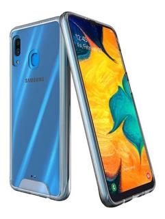 Case Funda Protector Samsung A10/a20/a30/a50/a70/a80 +vidrio