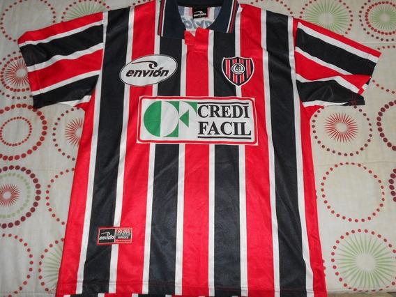 Camiseta Chacarita Juniors Envion 2000 Titular #8