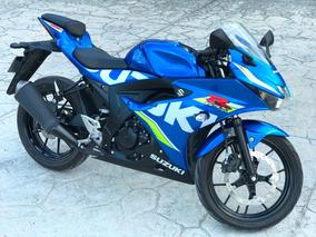 Suzuki Gsx-r150 Azul Moto Gp