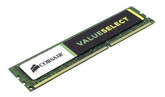 Memoria Ram Pc Ddr3 4gb Corsair 1600 Mhz Value