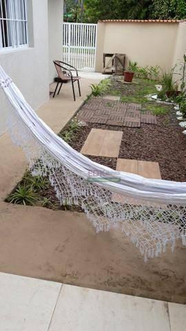 Imagem 1 de 17 de Sobrado Com 2 Dormitórios À Venda Por R$ 455.000,00 - Indaiá - Bertioga/sp - So2159