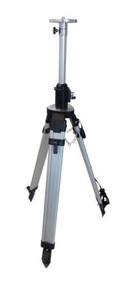 Tripie Con Elevador Para Nivel Laser Topográfico Marca Apex