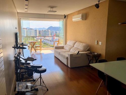 Apartamento À Venda - Barra Da Tijuca - Marapendi, 2 Quartos,  100 - S893137912