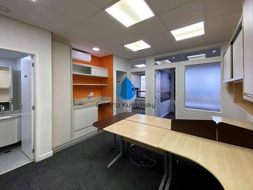 Imagem 1 de 15 de Ed. Prime Office Park - Total 136m² - 4 Vagas - Locação Pacote R$6.518,00 - 3448