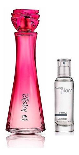 Perfume Kriska Shock + Perfume Cabello - mL a $501