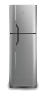 Heladera Con Freezer 375 Lts. Gafa Hgf-387afp Plata 7046