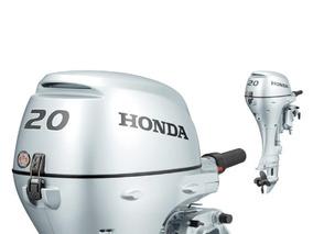 Motor Fuera De Borda Honda Bf20 Pata Larga 2016 Avant Motos