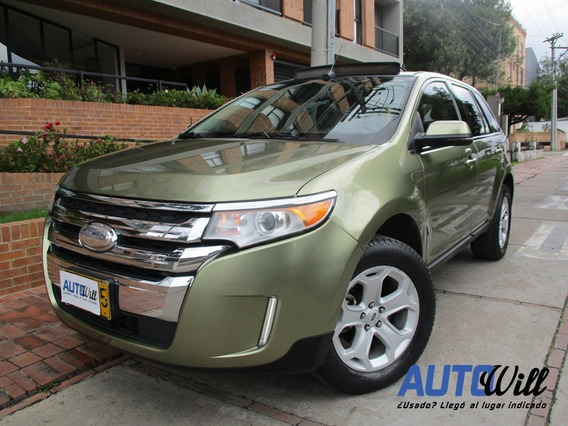 Ford Edge Limited 3500cc Tp 4x4 8ab Fe Sun Roof