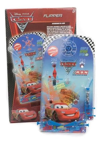 Juego Flipper  Cars Ditoys