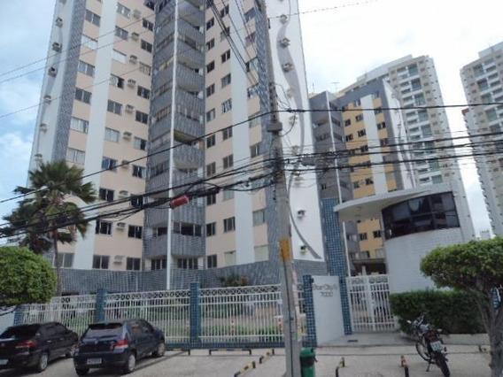 Apartamento Com 3 Dormitórios À Venda, 100 M² Por R$ 360.000,00 - Cocó - Fortaleza/ce - Ap4319