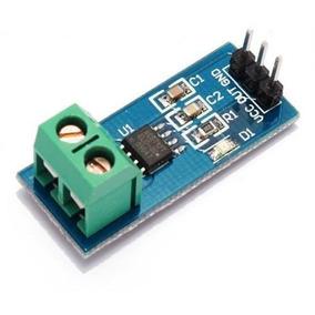 Sensor Corrente 20a Arduino Acs712
