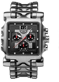 Relógio Oakley Minute Machine - Titanium Original Novo C/ Nf