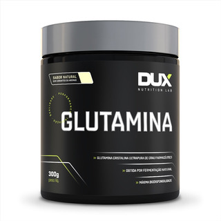 Glutamina 300g Dux Nutrition Labs Suplemento