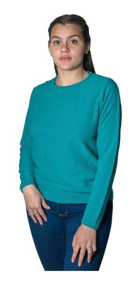Sweater Dama Burma Con Aranes Swe-d-18 - Tienda Chaia