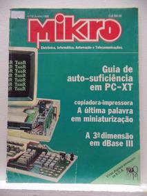Revista Mikro #5 Junho 1988