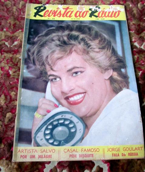 Radio 1958 Golden Boys Maysa Almirante Silvia Telles Cauby