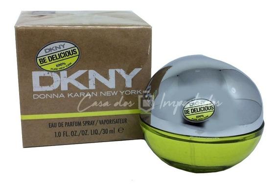 Dkny Be Delicious Eau De Parfum 30ml | Original + Amostra