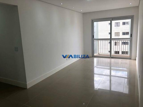 Imagem 1 de 20 de Apartamento À Venda, 76 M² Por R$ 350.000,00 - Camargos - Guarulhos/sp - Ap3744