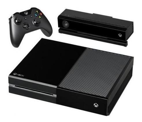 Xbox One 500gb + Controle + Kinect Seminovo
