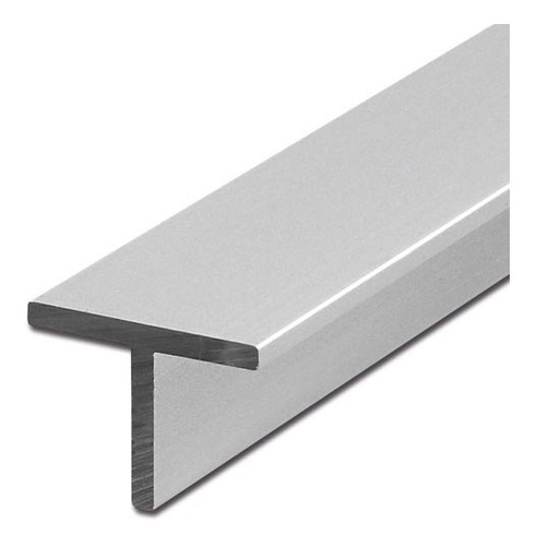 Grada Cubre Canto - Perfil Varilla En Aluminio Bronce