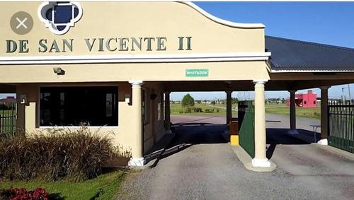 Imagen 1 de 4 de Lote En Venta De 2000 M2 En Fincas De San Vicente  (sector Chacras)