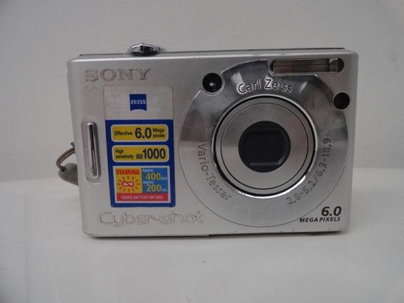 Camera Sony Cyber Shot Dsc-w30