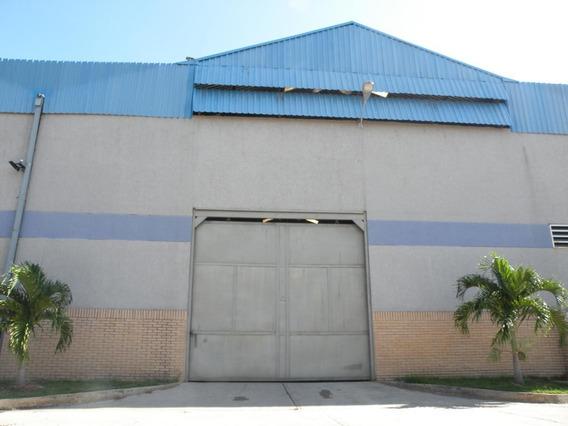 Se Vende Galpon Industrial El Placer Rah: 19-19297