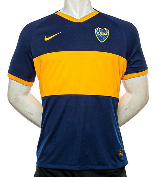 Camiseta Boca Tlbx Home Pr Nike Sport 78 Tienda Oficial