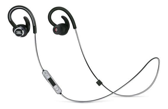 Fone De Ouvido Bluetooth Jbl Brasil Reflect Contour 2 Preto