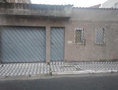 Casa Para Venda Em Suzano, Centro, 3 Dormitórios, 2 Banheiros, 2 Vagas - Ca017_1-1860876