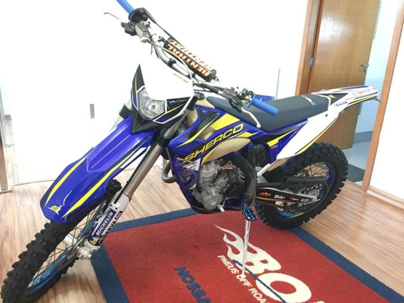 Moto Off Road Sherco Factory 300 (4t)