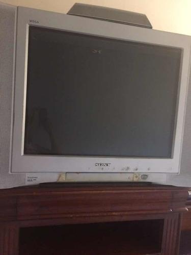 Tv Sony Triniton Trusurround 29'. Para Arreglar O Repuesto