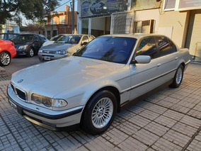 Bmw 740 I A Premium Año 2000.motor V8, 87.000 Kms Reales!!!