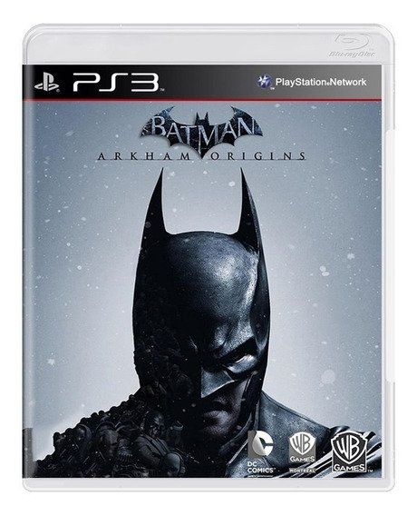Game - Batman: Arkham Origins - Ps3